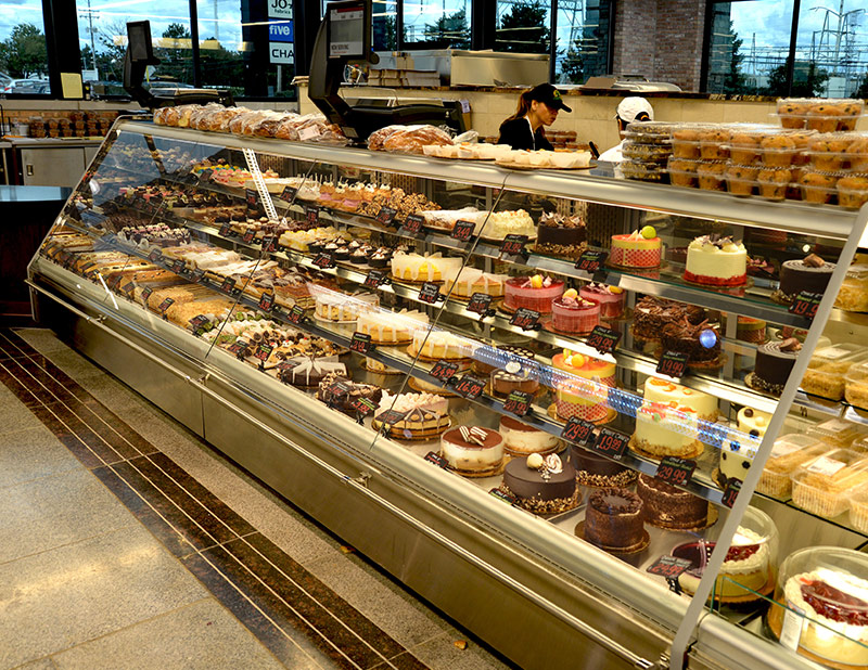 BCX-BY - Expanded Bakery Service Merchandiser Expanded Bakery Service Merchandiser