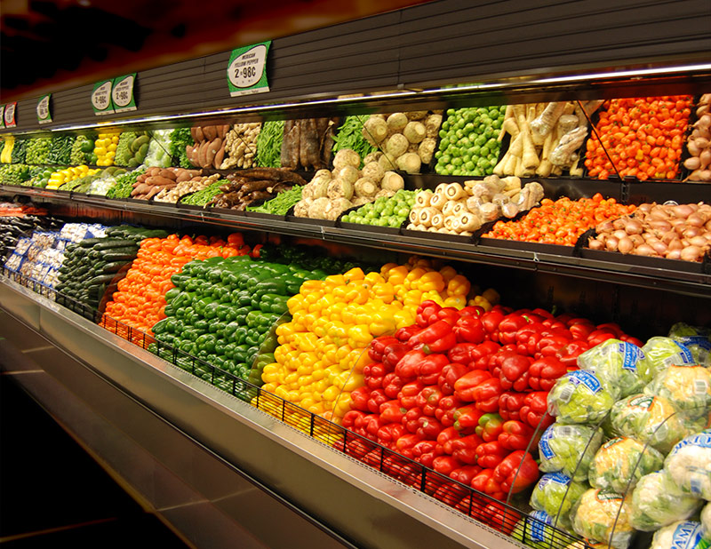 MDC-VDP | High Volume Deep Produce Merchandiser