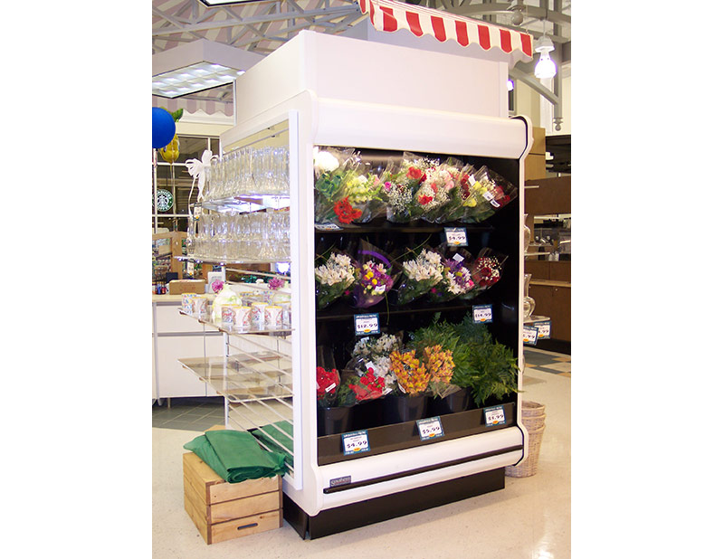 FL-DS | Double-Sided Floral Merchandiser
