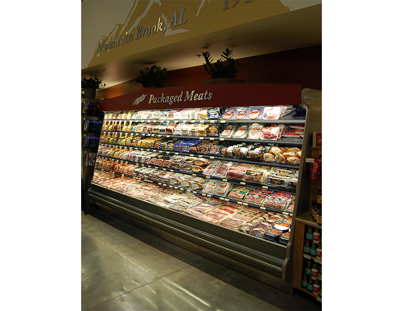 MDC-M | Multi-Deck Merchandiser for Fresh Meats